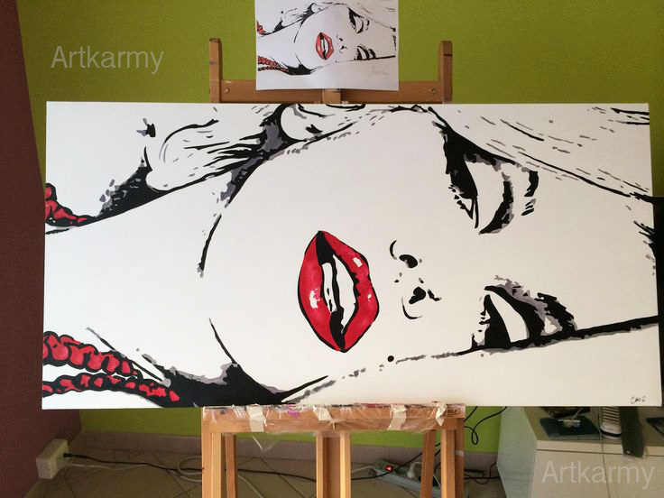 ArtKarmy MARILYN MONROE