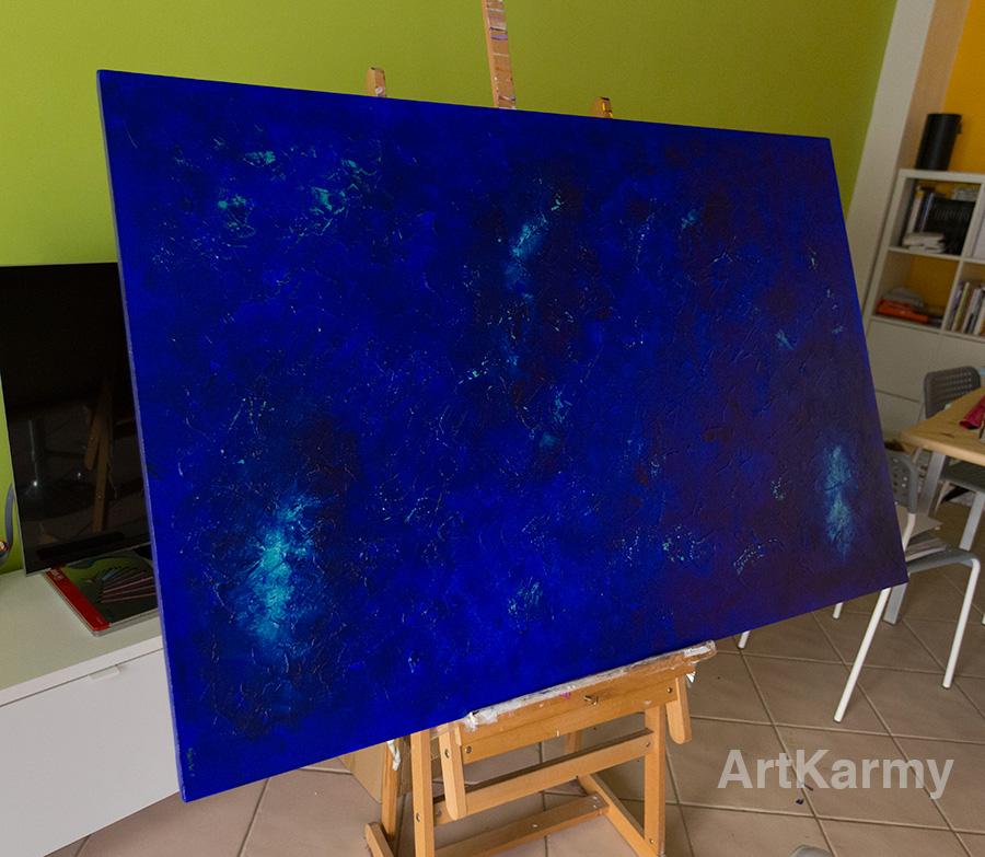 dipinto astratto moderno