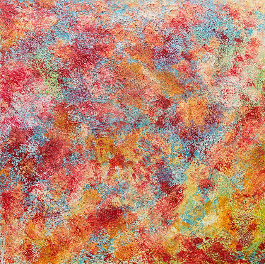 dipinti astratti inediti
