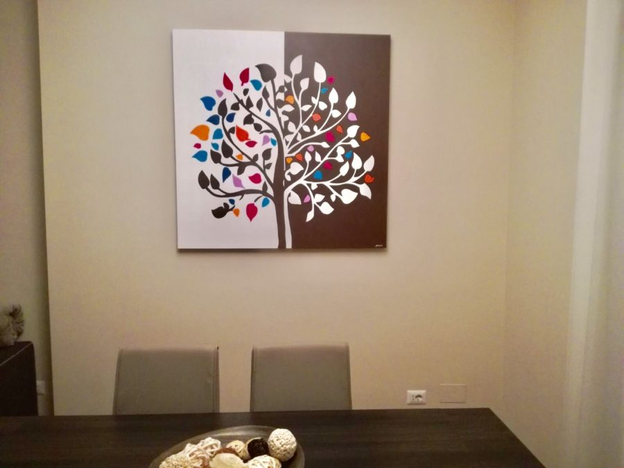 dipinti moderni su commissione