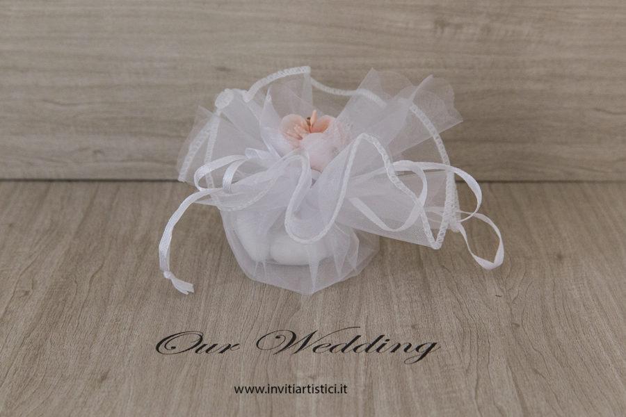 sacchetto confetti matrimonio