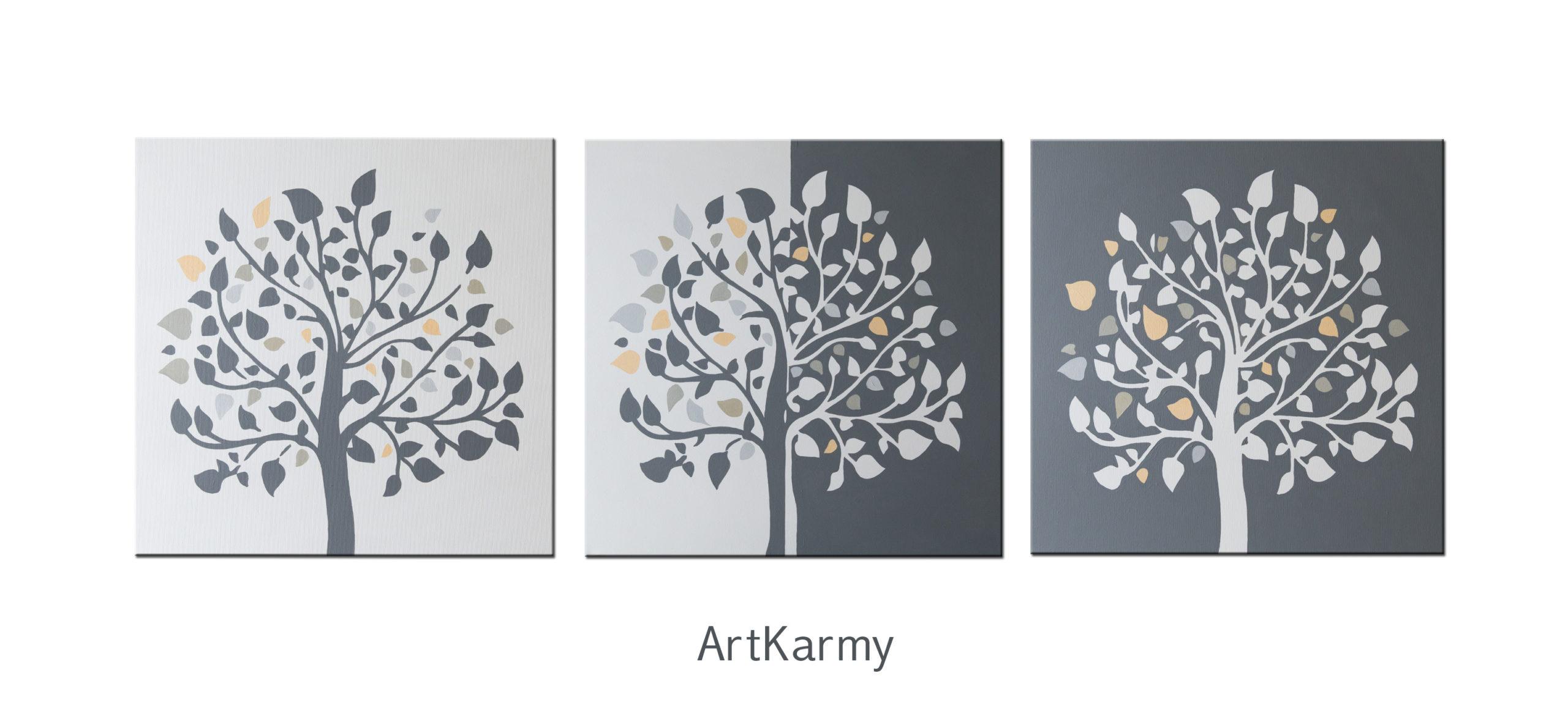 dipinto albero della vita