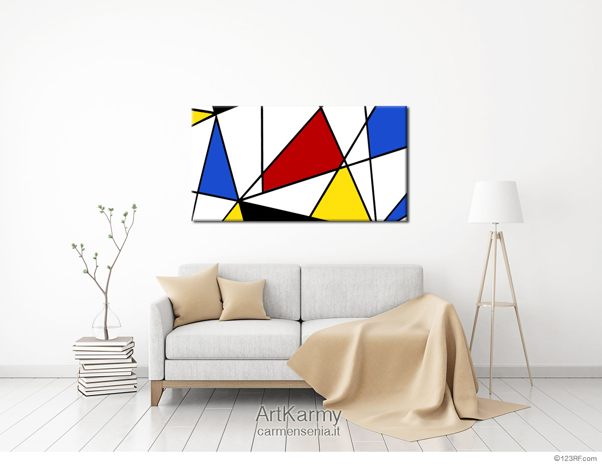 dipinto moderno